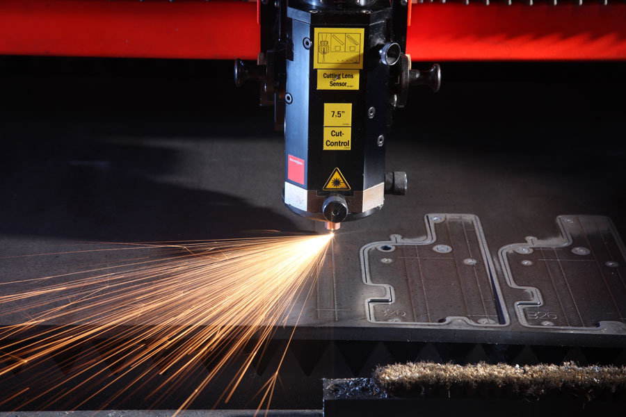 Laser Cutting Amp Engraving Services Mild Steel Cutting